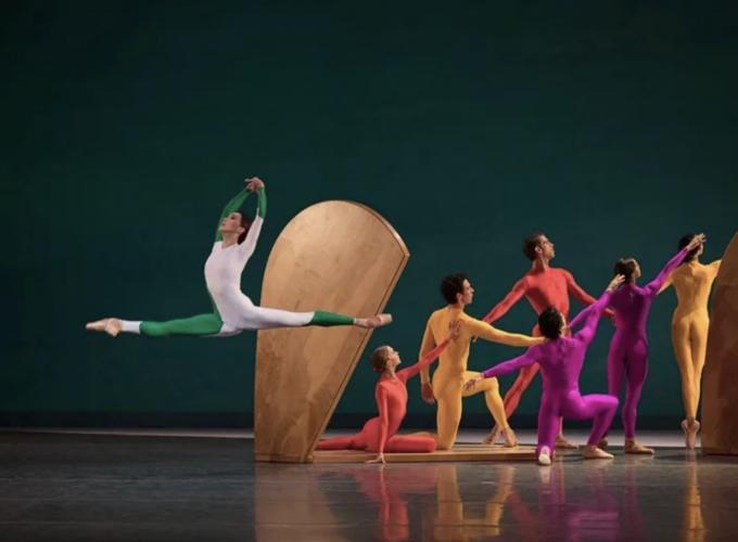 Sarah Crowner | American Ballet Theatre