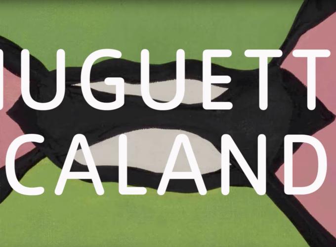 Huguette Caland at Tate St Ives