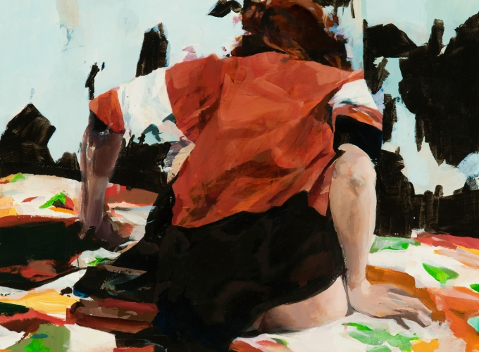 Alex Kanevsky: Liberation and Disorientation