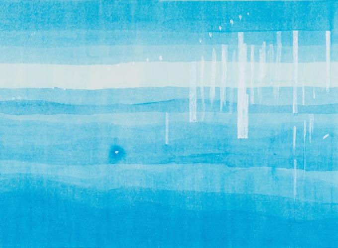 Wang Gongyi: Winsor Blue