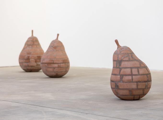 Judith Hopf 'Pear'