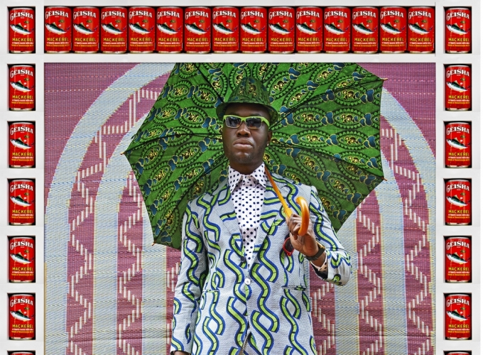 Hyperallergic highlights Hassan Hajjaj at the Fowler Museum
