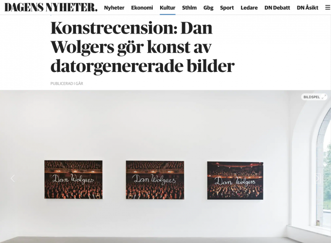 Dan Wolgers