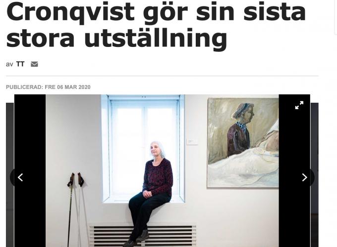 Lena Cronqvist / Waldemarsudde