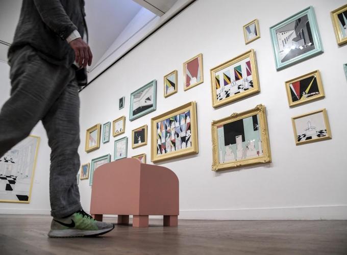 Marie-Louise Ekman / Moderna Museet