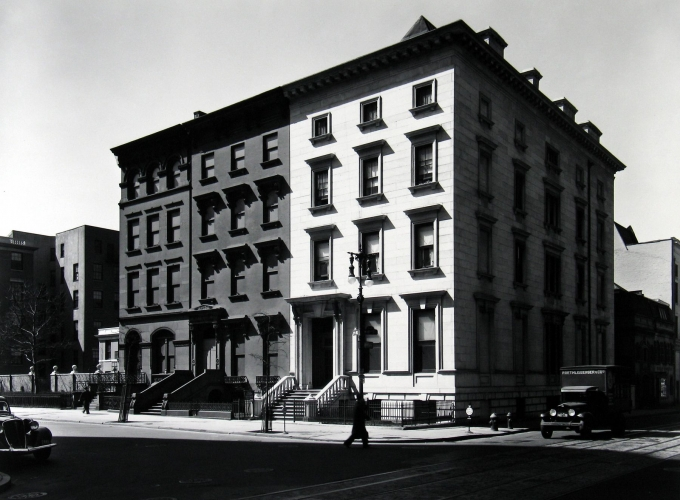 "Berenice Abbott: Selections from ""Changing New York"""