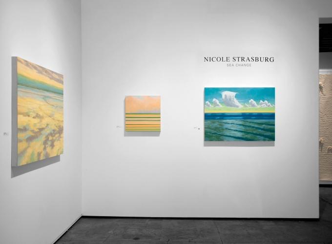 NICOLE STRASBURG, Westward Ho, 2021 for NICOLE STRASBURG: Sea Change