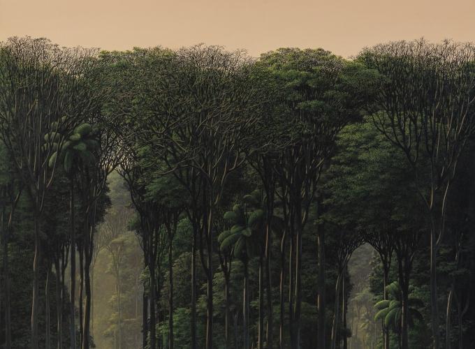 Tomás Sánchez: Inner Landscape