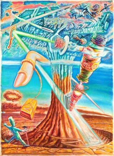 Robert Yarber: Anamorphic! Sublime!