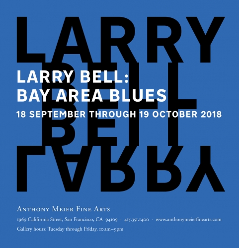 Larry Bell: Bay Area Blues