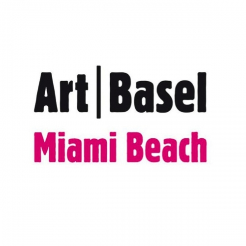 logo that reads Art | Basel Miami Beach