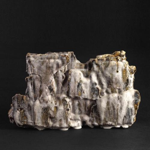 New Sculptural Ceramic Artwork by Jeff Shapiro