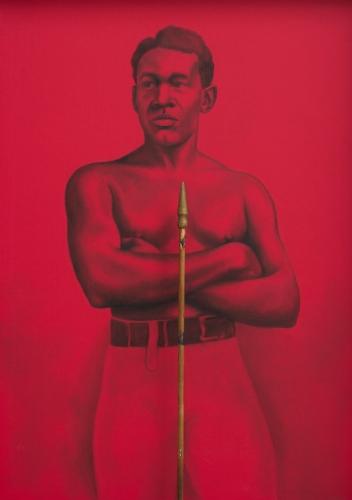 Whitfield Lovell: Le Rouge et Le Noir