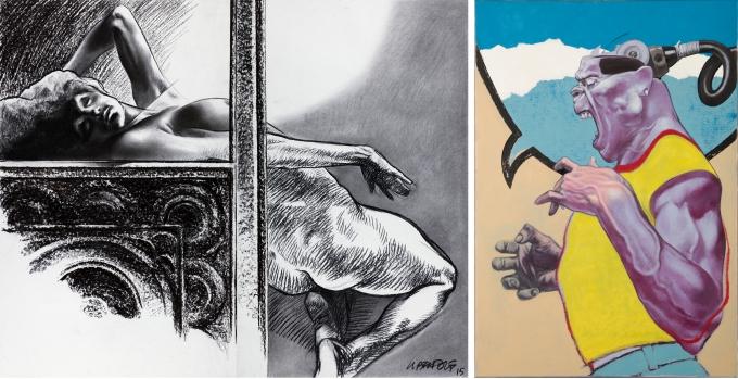 Tanino Liberatore: Poetry Interrupted!
