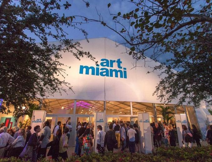 迈阿密ART MIAMI艺术博览会