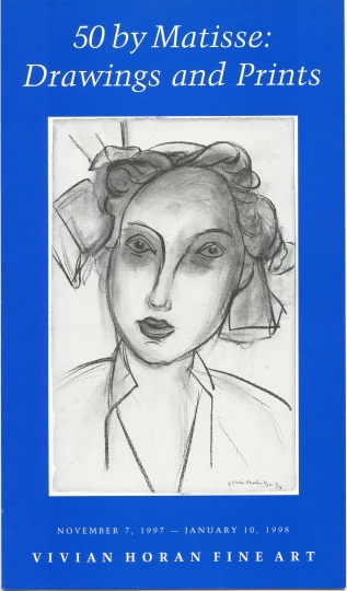 50 by Matisse: Drawings and Prints
