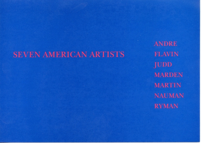 Seven American Artists