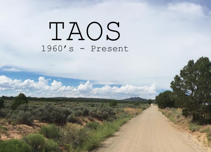 Taos: 1960's-Present