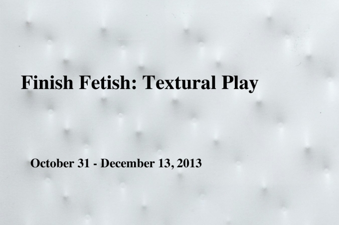 Finish Fetish: Textural Play