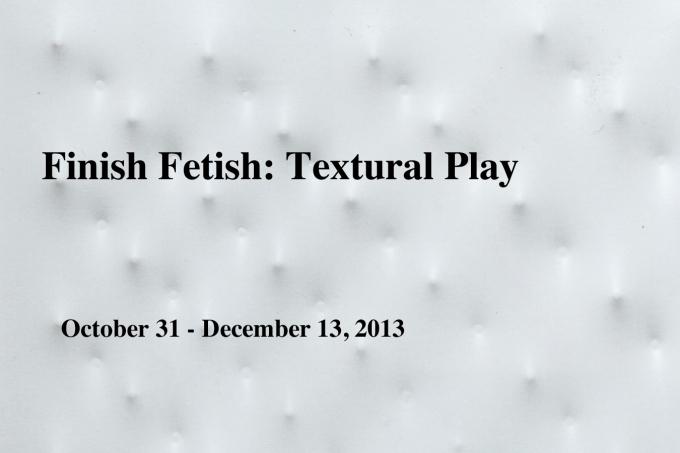 Finish Fetish: Textural Play