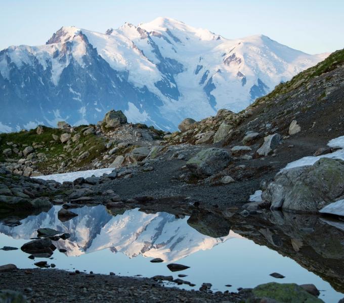 Tour du Mt. Blanc Trek
