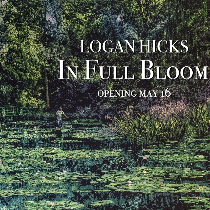 In Full Bloom by, Logan Hicks