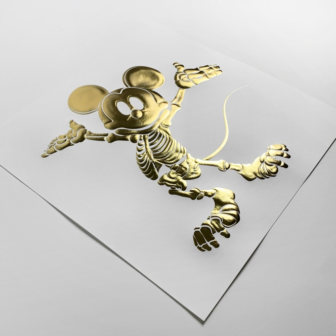 Golden Era - Mickey Mouse Fossil