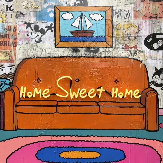 Home Sweet Home - SOLD OUT