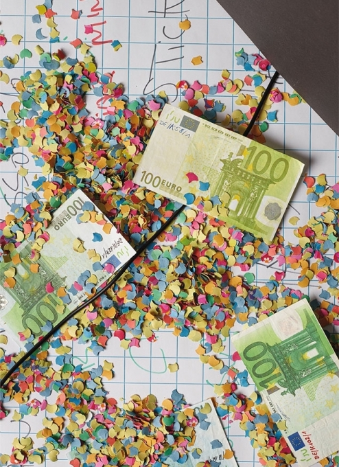 Annette Kelm: Geld