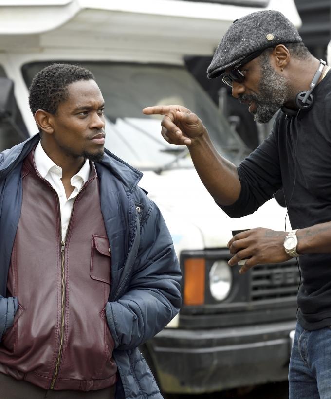 Idris Elba's Yardie