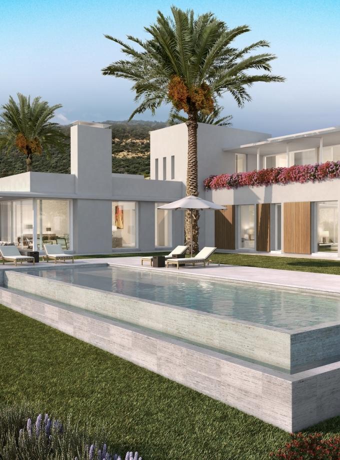 Golfside Villas  finca cortesin - casares - malaga