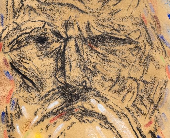 R.B. Kitaj on Paper