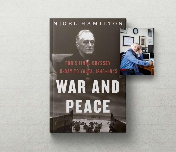 Meet the Author: Nigel Hamilton