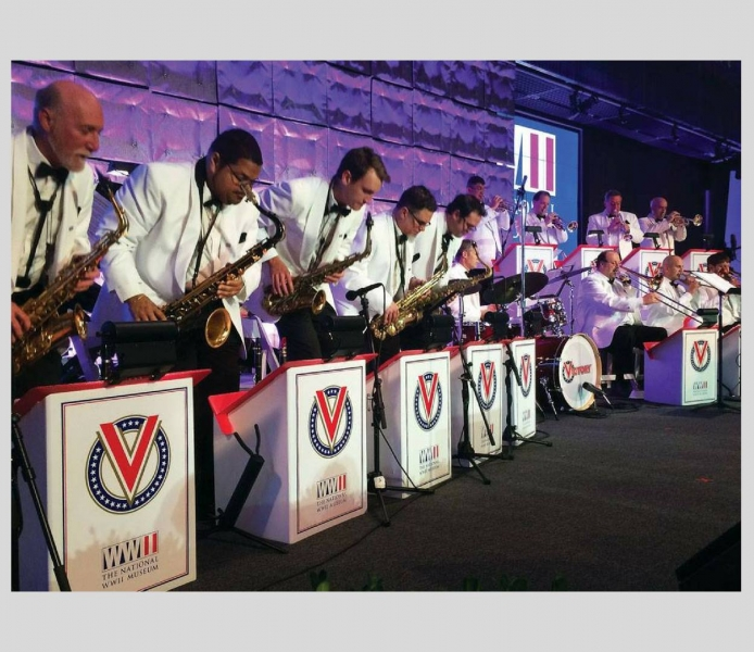 Dine & Dance with the Victory Swing Orchestra