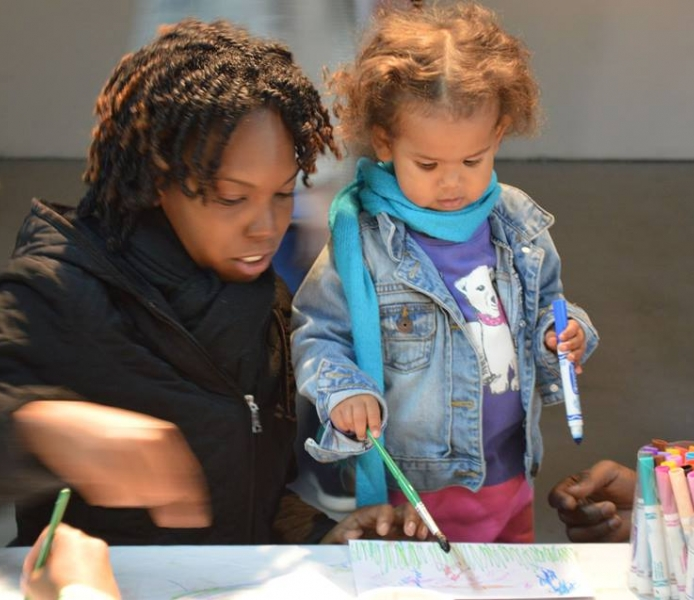 Free Family Day: Self-Taught Saturday