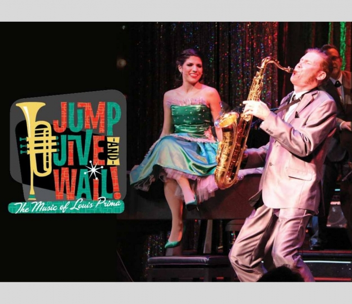 Jump, Jive and Wail: The Music of Louis Prima