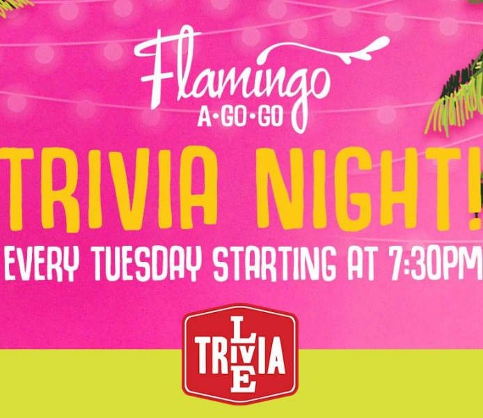 Trivia Night at Flamingo A-Go-Go