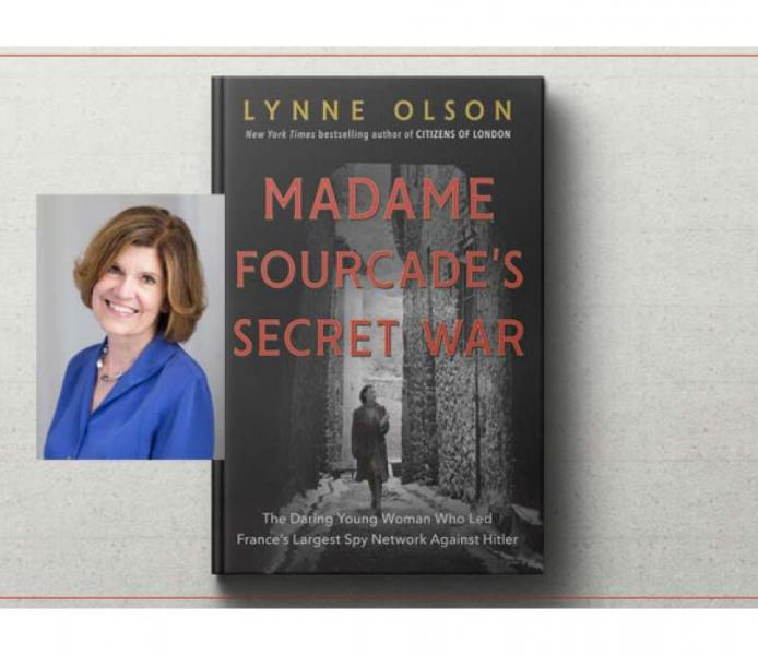 Meet the Author: Lynne Olson