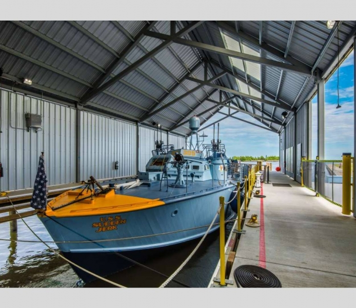 75th Anniversary of PT-305's Commissioning: Open House & Anniversary Celebration