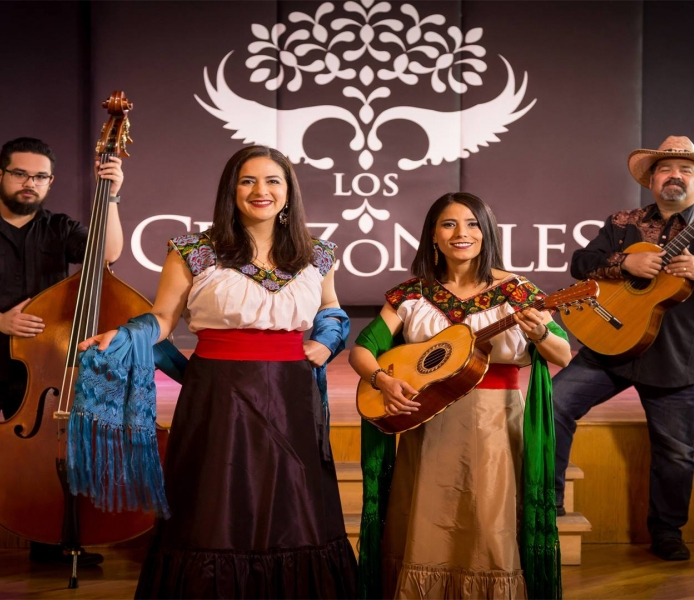 Los Cenzontles Perform at the Mexican Cultural Institute