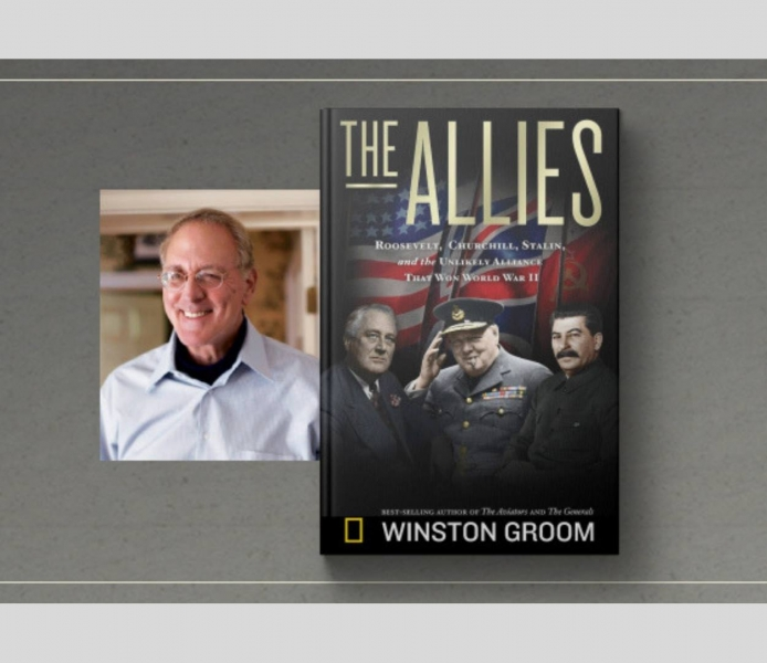 Meet the Author: Winston Groom