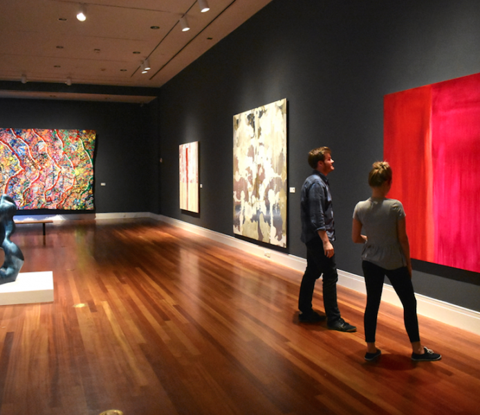O First Friday: Free Admission for College Students