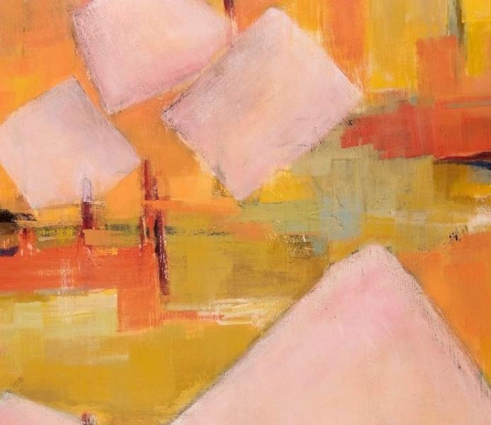 Piercing the Inner Wall: The Art of Dusti Bongé Opens Today