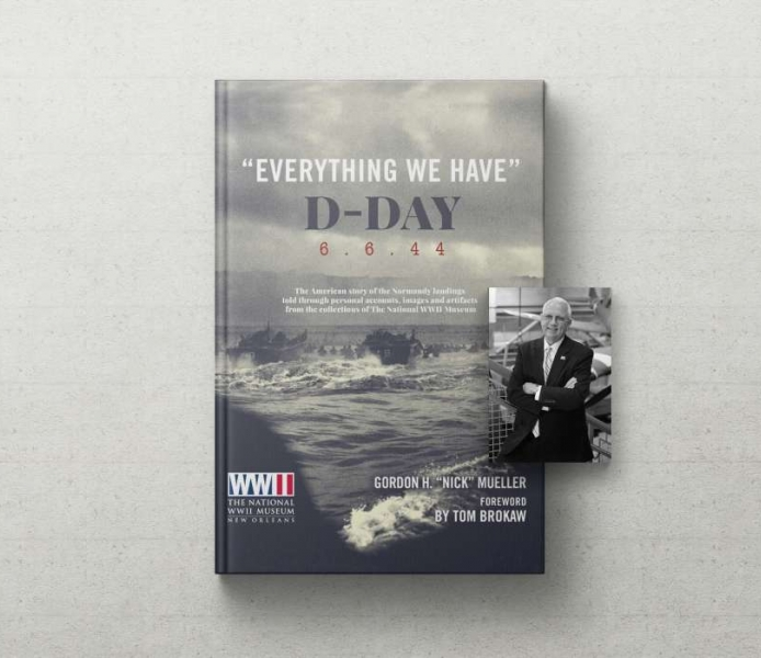 D-Day Book Release Presentation