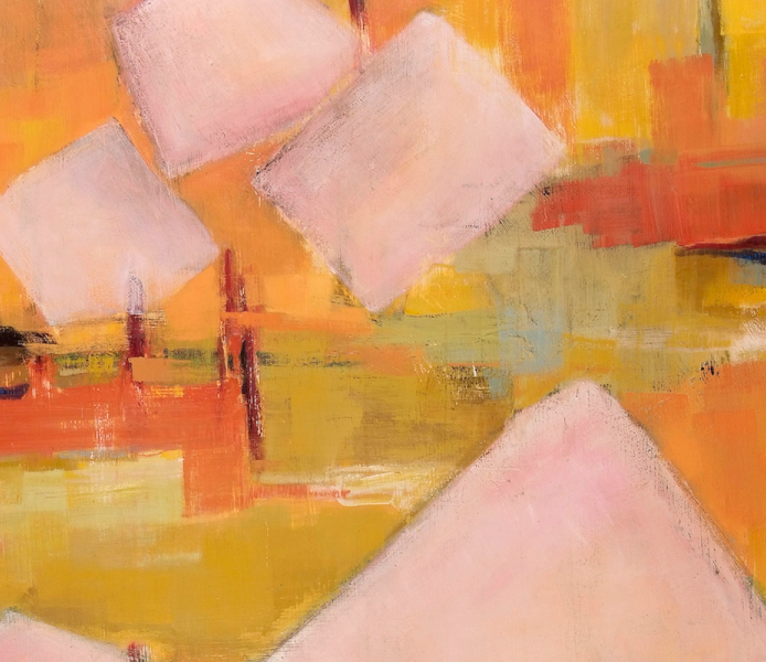Artist Workshop: Moving Shapes the Power of Repetition Through Abstract Painting