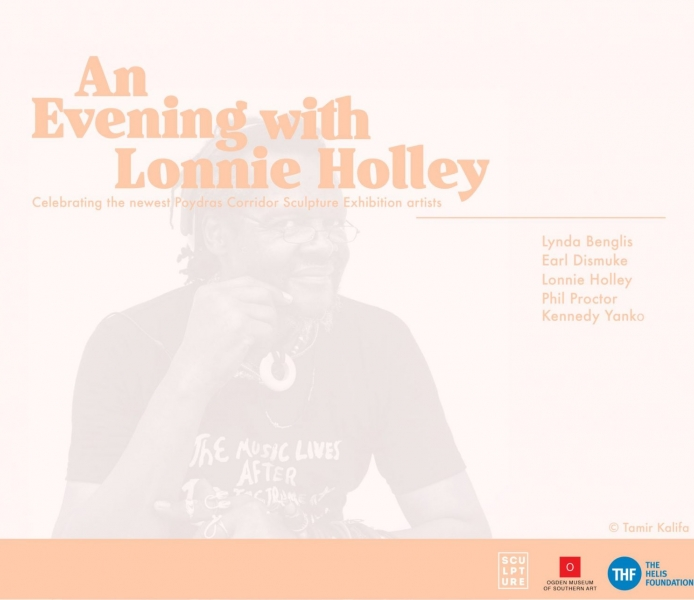 AN EVENING WITH LONNIE HOLLEY