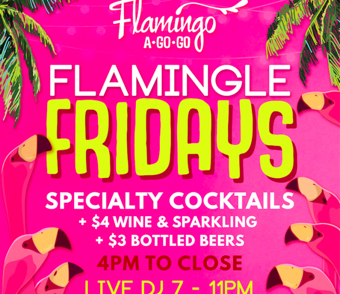Flamingle Fridays