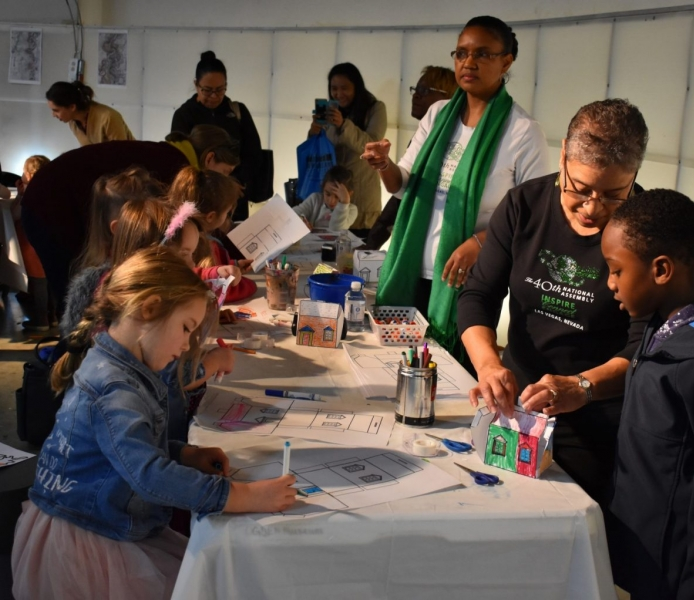 MARTIN LUTHER KING JR. DAY: ART + CRAFTS + MUSIC + COMMUNITY FREE ADMISSION ALL DAY!