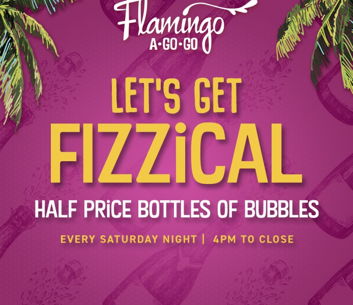 Let's Get Fizzical Saturdays