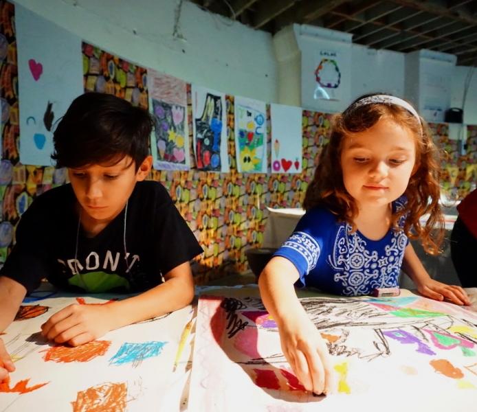 Fine Art Fundamentals: Summer Camp at the Ogden Museum